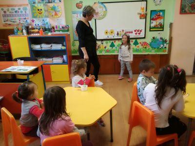 Разновъзрастова група 5-6 год. Мики Маус - Изображение 1