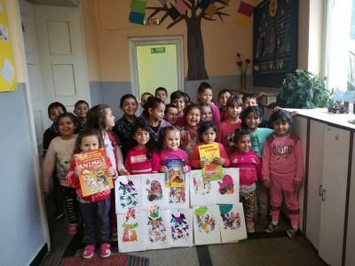 Полудневна подготвителна група Щурчета 5 годишни - Изображение 1