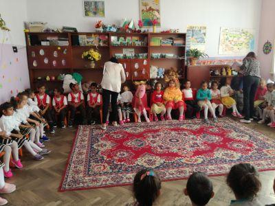 Полудневна подготвителна група Смехоранчета 6 годишни - Изображение 2